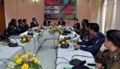 Bangladesh, Indian DCs to combat cross-border crimes together