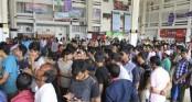 Railway passenger service week begins