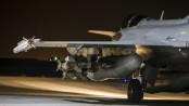 Syria conflict: Raqqa air strikes 'kill 32 IS militants'