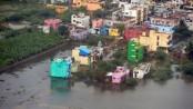 Flight services resume in flood-hit Chennai