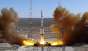 Russian military satellite lost after launch