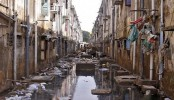 Chennai begins floods clean-up