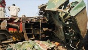 14 killed as SUV hit by speeding train in Jharkhand