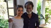Rajinikanth complimets Radhika Apte on the first day of 'Kabali's shoot