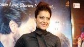 My daughter Nysa wanted me to do Dilwale: Kajol