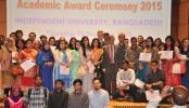 137 IUB students awarded