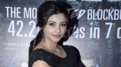 Daisy Shah finds dancing a stress buster