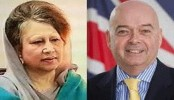 Gibson to meet BNP chief today