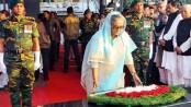 PM pays tributes to Bangabandhu