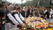 Khaleda pays tributes to Martyred Intellectuals