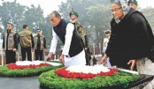 President, PM pay homage to martyred intellectuals
