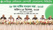28th AGM of Kohinoor Chemical held