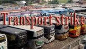 Indefinite transport strike in Sylhet