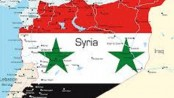 Airstrikes on oil market in north Syria inflict casualties