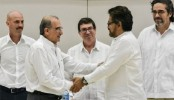 Farc: Colombia president hails 'important step' to peace