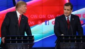 Republican candidates clash over how to counter IS