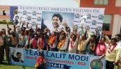 Lalit Modi to remain RCA president, BCCI suspension continues