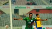 Int friendly football match: Bangladesh beat Nepal by 1-0