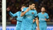 Suarez hat trick guides Barcelona to Club World Cup final