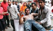 15 injured in BCL-traders clash in city
