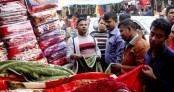 Warm cloth markets get momentum, price soars