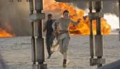 Star Wars film breaks opening night box office record
