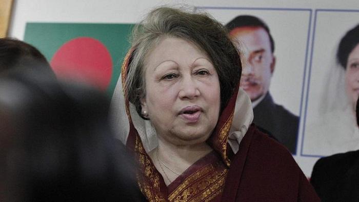 Khaleda to address Muktijoddha Dal's prog today