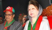 Khaleda demands army deployment in municipal polls