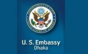 US Embassy at Dhaka to remain closed Thursday
