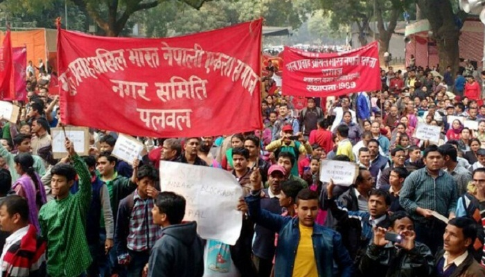 Nepal crisis and regional politics