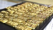 14.5kg gold seized at Shahjalal airport, 4 held