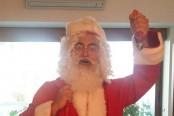 Aamir Khan turns Santa Claus for children on Christmas