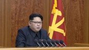 North Korea's Kim says he is ready for war