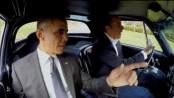 No joke: Obama taken for a ride by comedian