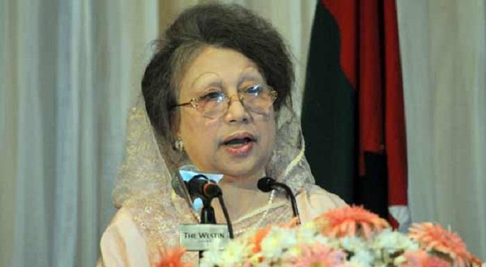 Khaleda conspiring to unseat govt, alleges Hasan Mahmud