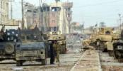 IS attacks Iraqi army base near Ramadi
