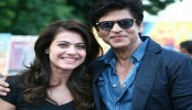 SRK interested in 'love story' with Kajol