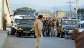 Day after Pathankot attack, fresh explosion heard; soldier injured