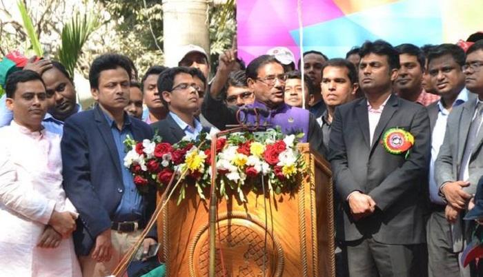 BNP politics gripped in quicksand: Quader