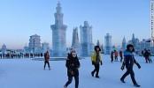 World's best winter festival underway