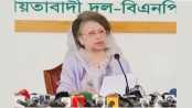Khaleda sits with BNP policymakers