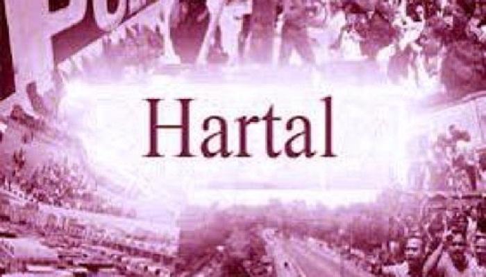 Jamaat's countrywide hartal underway
