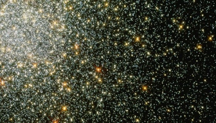 Star clumps 'good bet for alien life'