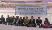 Public varsity teachers hold 3-hrs work abstention