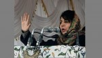 Mehbooba Mufti Expected to be Next J-K Chief Minister