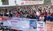 No metro rail through Dhaka University: Students