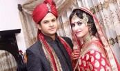 Model Shokh and Niloy tie the knot