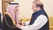 Pakistan assures Saudi Arabia of 'unconditional support'