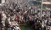 Turag bank turns into human sea as Biswa Ijtema begins