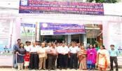 Admission fair begins at Bangladesh University